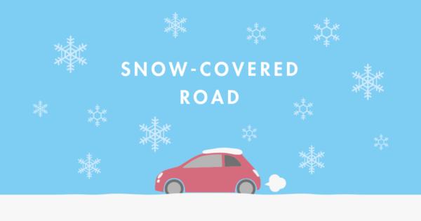 フィアット500で雪道を走る!雪道用の機能や走ってみた際の所感、注意点まとめ